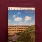 La vie heureuse(表紙)