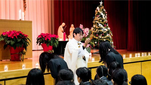 クリスマスミサ